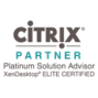 Citrix Platinum Solution Advisor